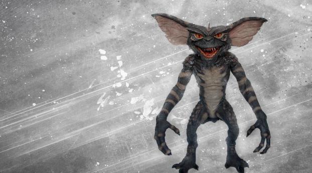 HD Wallpaper | Background Image gremlin, creature, fangs