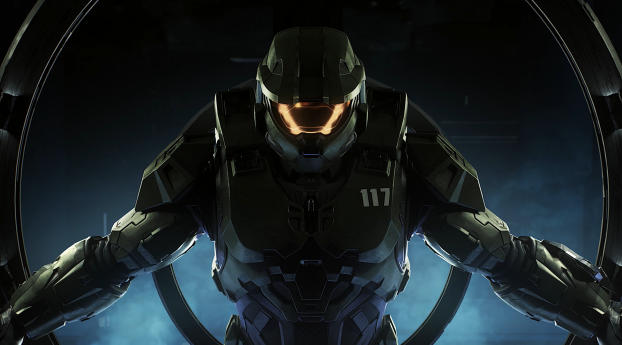 HD Wallpaper | Background Image Halo 2020