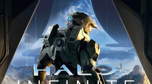 HD Wallpaper | Background Image Halo Infinite 2019