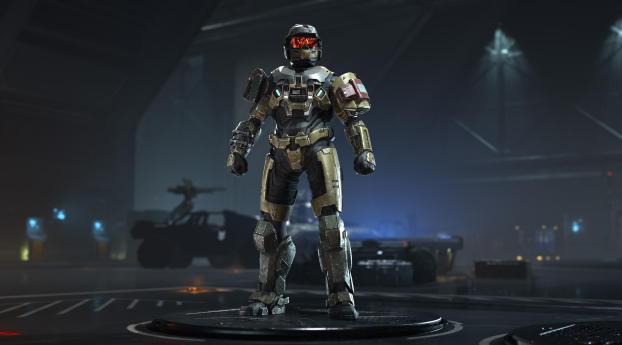 Halo Infinite 2021 Game Wallpaper