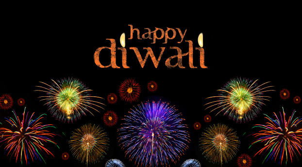 HD Wallpaper | Background Image Happy Diwali