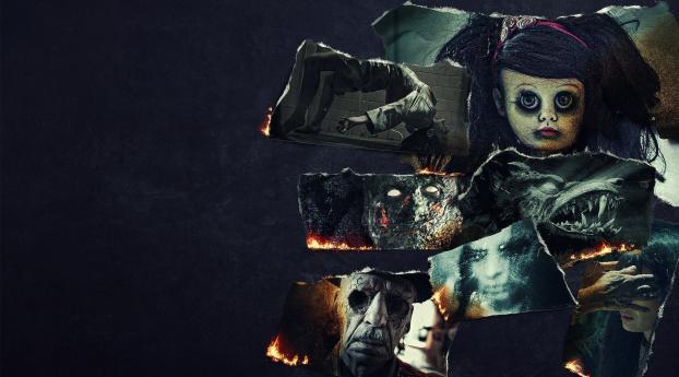 Haunted Latin America Wallpaper