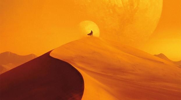 HD Dune 2021 Movie Wallpaper