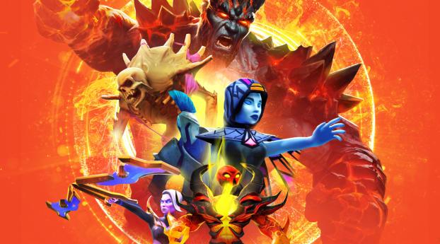 HD Wallpaper | Background Image Heroic Magic Duel