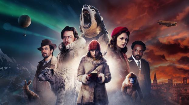 1125x2436 His Dark Materials 4k Iphone Xs Iphone 10 Iphone X Wallpaper Hd Tv Series 4k Wallpapers Images Photos And Background