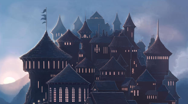 HD Wallpaper | Background Image Hogwarts Harry Potter School