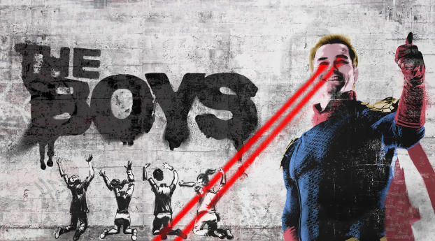 HD Wallpaper | Background Image Homelander in The Boys