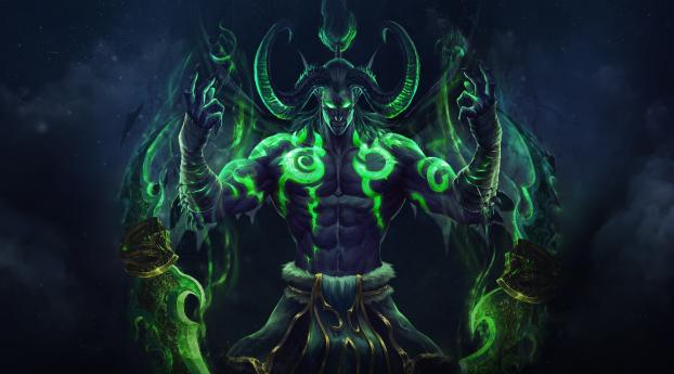 HD Wallpaper | Background Image Illidan Stormrage