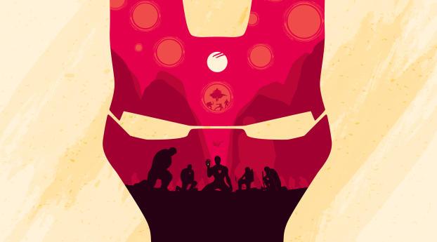 HD Wallpaper | Background Image Iron Man Love You 300