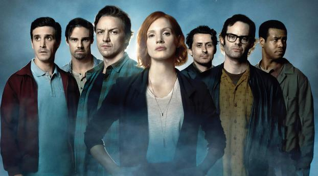 HD Wallpaper | Background Image It Chapter Two Cast