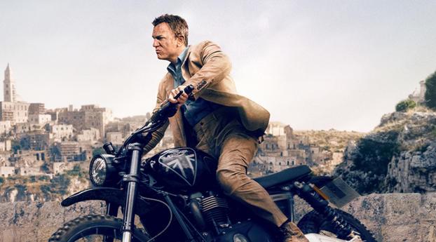 James Bond 2020 Wallpaper