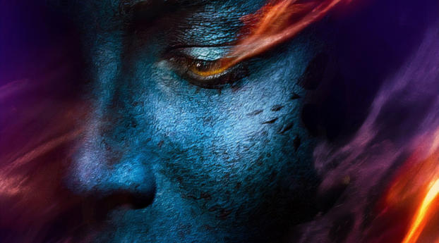 HD Wallpaper | Background Image Jennifer Lawrence as Mystique X-Men Dark Phoenix