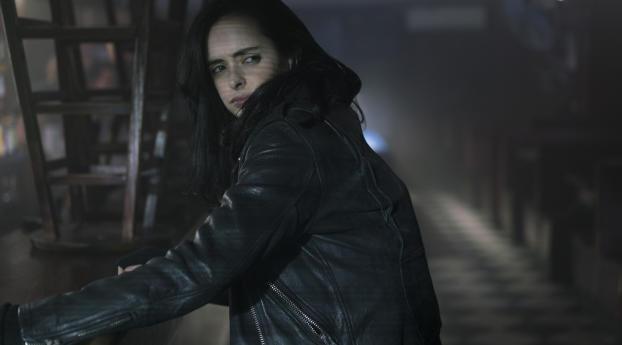 Jessica Jones In Defenders Wallpaper Hd Tv Series 4k
