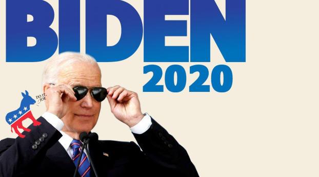 Joe Biden 2020 USA Wallpaper 1024x768 Resolution