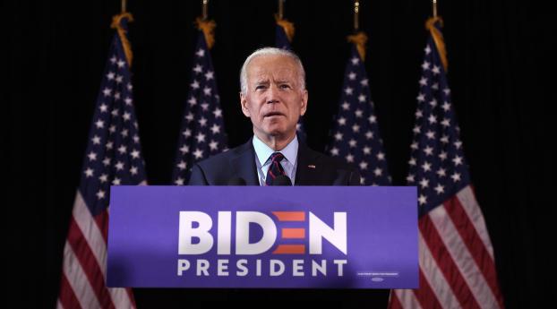 Joe Biden 4K Wallpaper 1024x768 Resolution