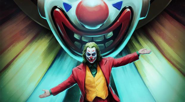 HD Wallpaper   Background Image Joker All the Way