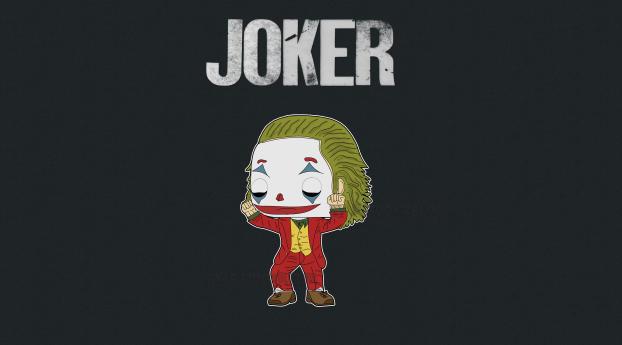 HD Wallpaper | Background Image Joker Cartoon Art