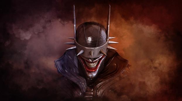 HD Wallpaper | Background Image Joker Evil Smile