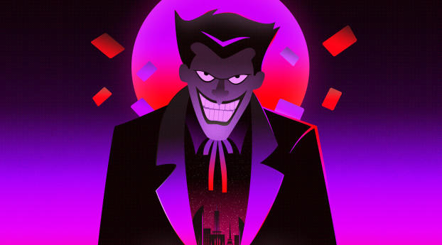 Joker FanArt 2020 Wallpaper 320x480 Resolution