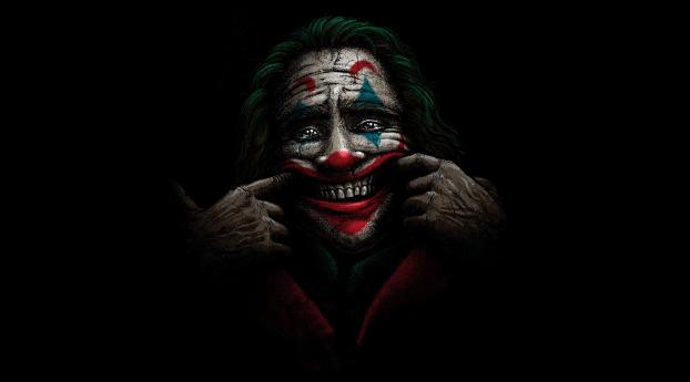 1920x1080 Joker Happy Face 1080P Laptop Full HD Wallpaper ...