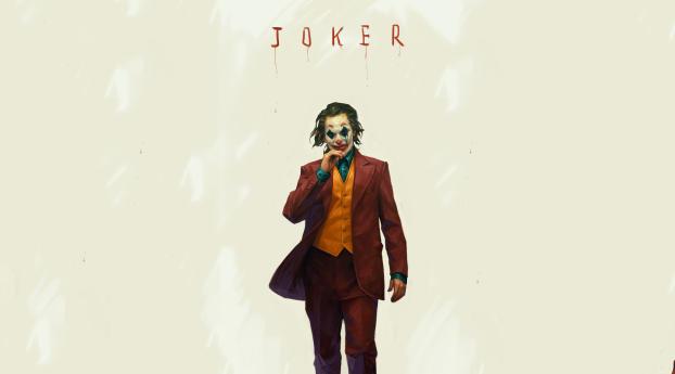 Joker Legend 4K Wallpaper