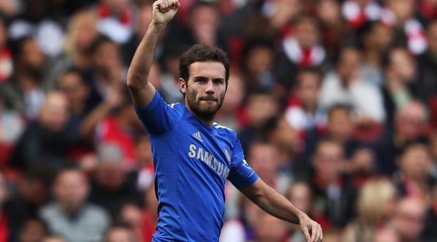 Juan Mata, Spain, Midfielder Wallpaper, HD Sports 4K