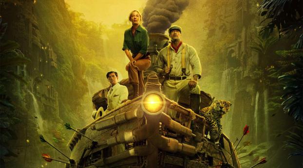 HD Wallpaper | Background Image Jungle Cruise 2020 Movie