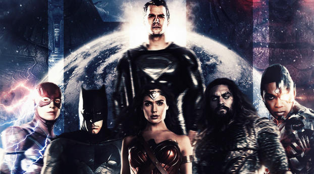 HD Wallpaper | Background Image Justice League Synder HBO Fan Poster