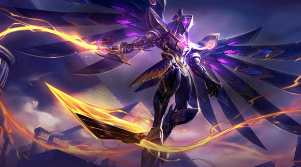 1920x1080 Kaja Skyblocker Mobile Legends 1080p Laptop Full Hd Wallpaper Hd Games 4k Wallpapers Images Photos And Background