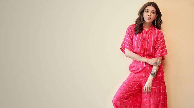 HD Wallpaper | Background Image Kajal Aggarwal 2019