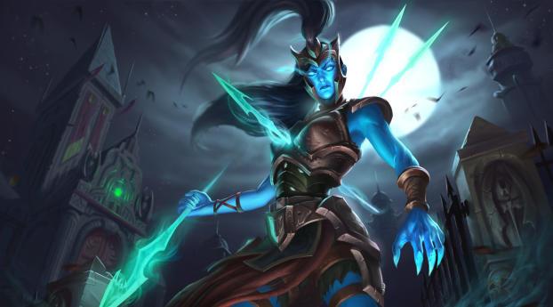 HD Wallpaper | Background Image Kalista In League Of Legends