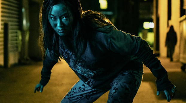 HD Wallpaper | Background Image Karen Fukuhara As The Female In The Boys