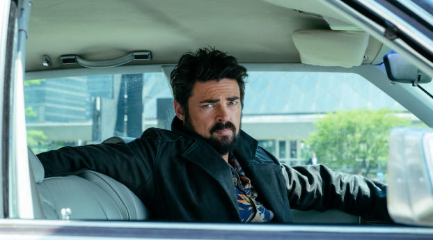 HD Wallpaper | Background Image Karl Urban As Billy Butcher In The Boys 5K