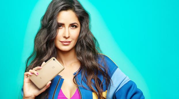 Katrina Kaif 2021 Wallpaper