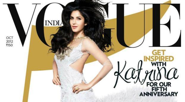 HD Wallpaper | Background Image Katrina Kaif vogue 2012 wallpaper