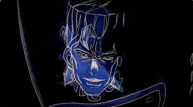 Keicho Nijimura Anime Art Wallpaper 1336x768 Resolution