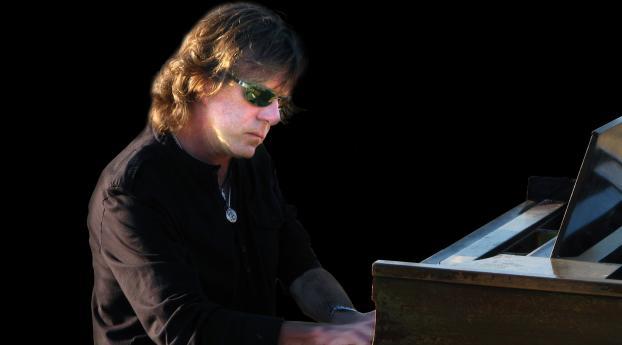 Keith Emerson, Glasses, Light, Full HD Wallpaper