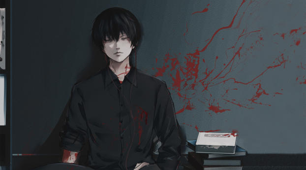 HD Wallpaper | Background Image Ken Kaneki From Tokyo Ghoul