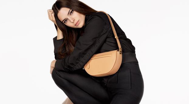Kendall Jenner 2021 Model Wallpaper