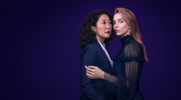 HD Wallpaper | Background Image Killing Eve