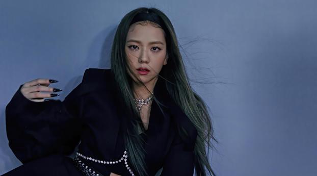 Kim Ji-soo Jisoo Blackpink 2020 Wallpaper