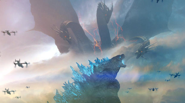 HD Wallpaper | Background Image King of the Monsters Godzilla