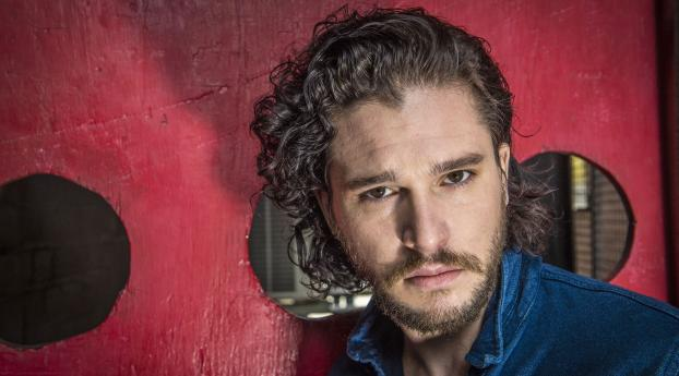 HD Wallpaper | Background Image kit harington, actor, face