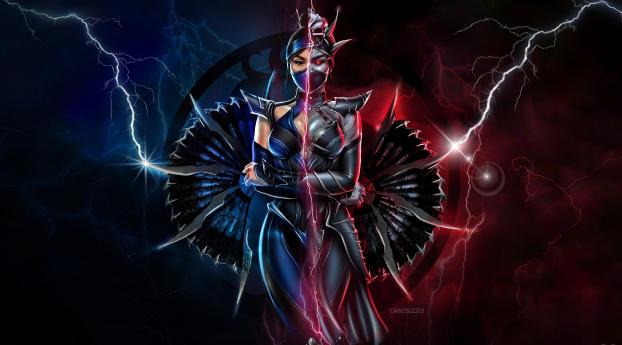 2560x1440 Kitana Mortal Kombat 11 1440p Resolution Wallpaper Hd Artist 4k Wallpapers Images Photos And Background
