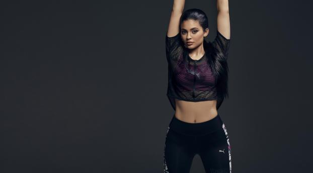 Kylie Jenner 2017 Hd Wallpapers: Kylie Jenner Puma 2017, HD 4K Wallpaper