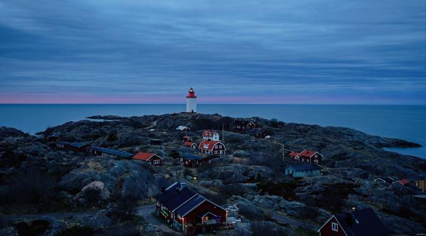 Landsort Sweden Wallpaper 1125x2436 Resolution