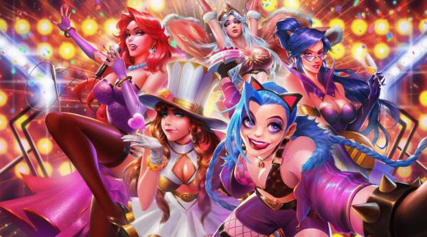 HD Wallpaper | Background Image League Of Legends 2020