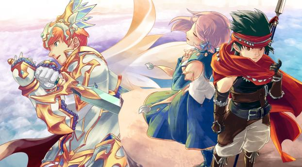 HD Wallpaper | Background Image Legend of the Tetrarchs