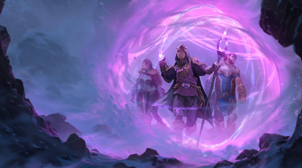 Legends of Runeterra 2021 Wallpaper