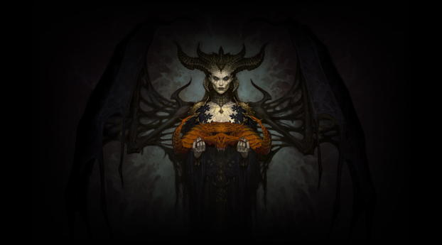 HD Wallpaper | Background Image Lilith In Diablo 4